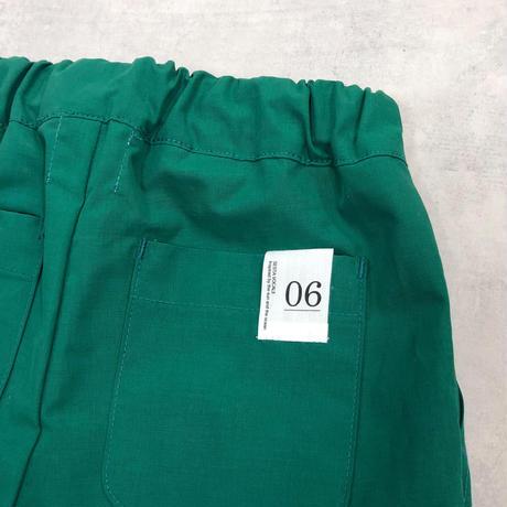 6°vocale/タッサーショーツ  TB-LGMS-21S2  GREEN  130.140.150