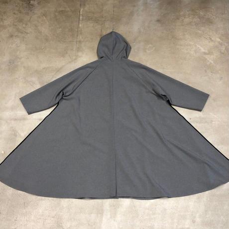 nunuforme / サイドノーフィクシングコート  nf14-215-009A DarkGray F(WOMENS)