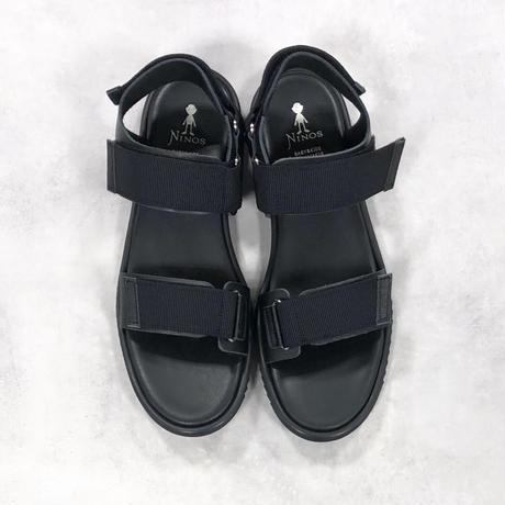 NINOS/ WP Sandal  NTC21-100-09 BLACK 21.5,22.0,22.5,23.0,23.5,24.0,24.5,25.0cm