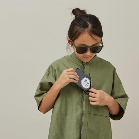 MOUN TEN. / C/L moleskin shirts 21S-MS19-0920b Khaki 0(150)