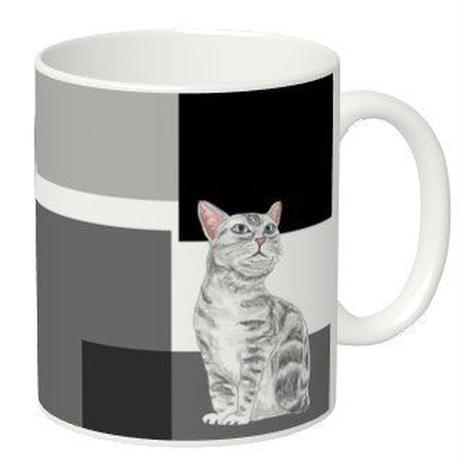 mamoart - マグカップ  ネコ