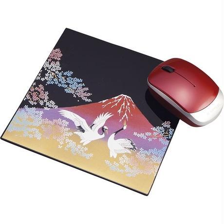 Mouse pad(Mt.Fuji and crane)