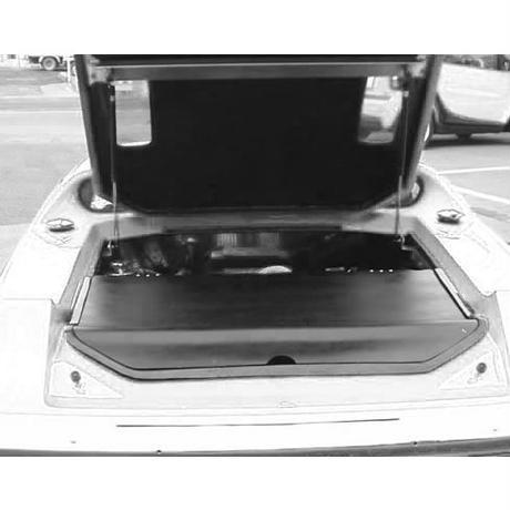 開閉式フタ付きトランクBOX