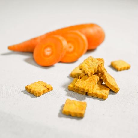 フェリシエッタビスケット 小麦の恵み3種類 各1個(にんじん・かぼちゃ・さつまいも)