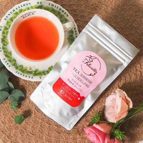 フェリシェッタ有機紅茶ダージリン&グルテンフリー4種類・小麦の恵みビスケット3種類 各1個