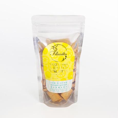 【定期購入】フェリシエッタビスケット  ゆず&レモン