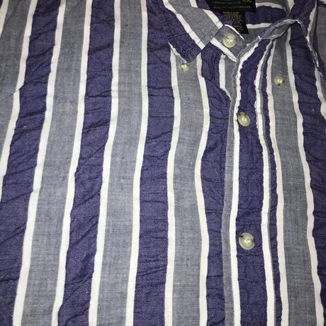 メンズ古着 DODGEST ボタンダウンシャツ[163]