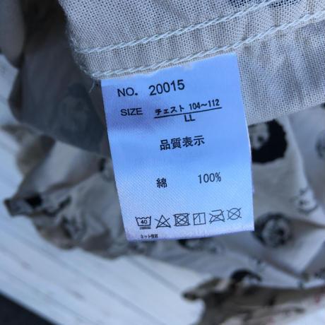 メンズ古着 個性的 柄シャツ[045]