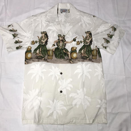 メンズ古着 PACIFIC LEGENDアロハシャツ[153]