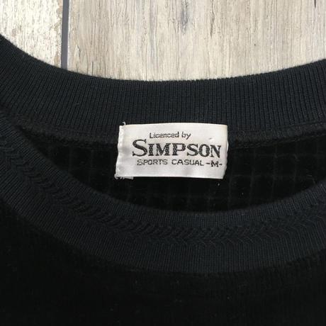 メンズ古着 SIMPSONトレーナー[022]