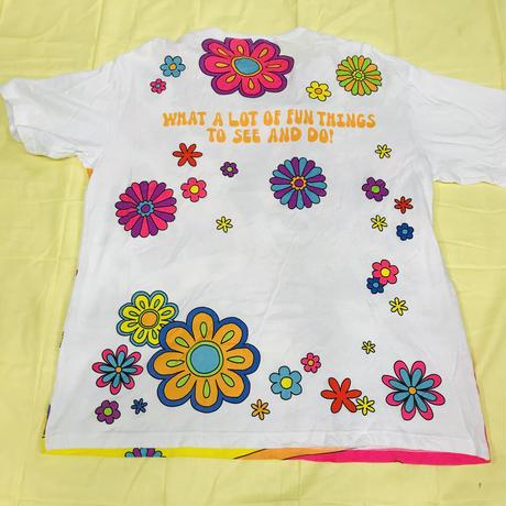 メンズ古着 ビッグサイズキャラクターTシャツ [137]
