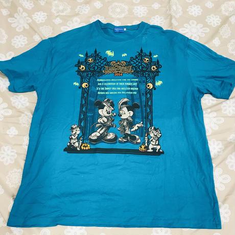 メンズ古着 ビックサイズキャラクターTシャツ [144]