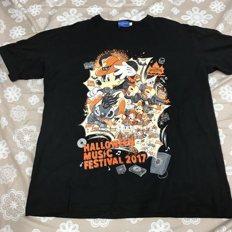 メンズ古着 ビックサイズキャラクターTシャツ [148]