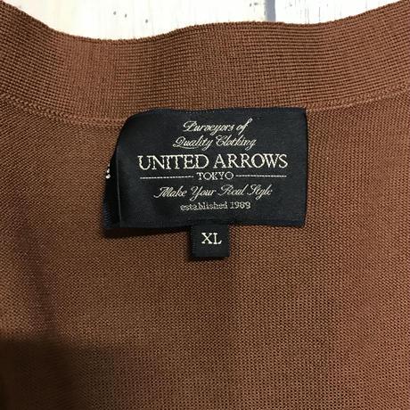 メンズ古着 United ARROWSカーディガン[016]