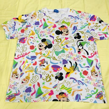 メンズ古着 ビッグサイズキャラクターTシャツ [138]