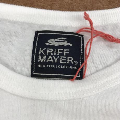 キッズ古着 Kriff Mayer長袖Tシャツ[123]