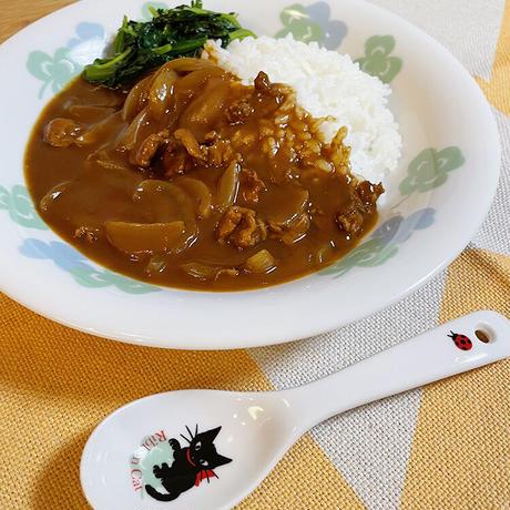 クローバーカレー&スープ皿