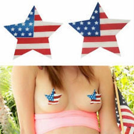 USA flag ニプレス