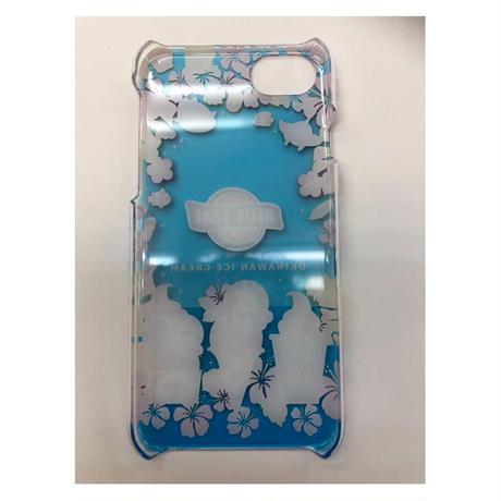 沖縄★BLUE  SEAL iPhoneケース★6/6s/7/8 対応