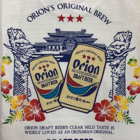 オリオンビールコラボTシャツ★首里城★沖縄★サイズも豊富★紺と白
