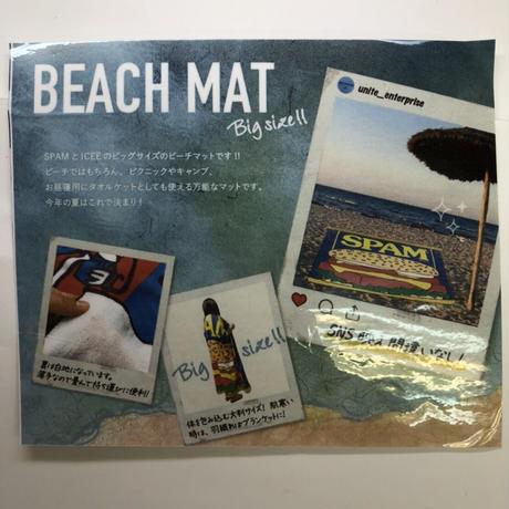 沖縄★SPAMビーチマット★BIGサイズ★