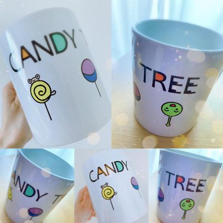 Candy Treeマグカップ