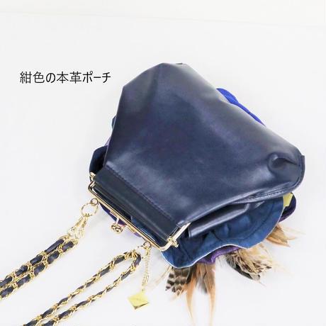 可愛すぎる(≧◇≦)ゴージャスフラワーバッグ NO.4103