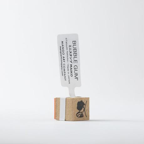 (NEW!) BUBBLE GUM MINI STAMP-MAIKO