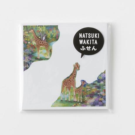 NATSUKI WAKITA STICKY-GIRAFFE
