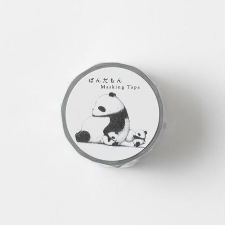 PANDAMON MASKING TAPE-GRAY