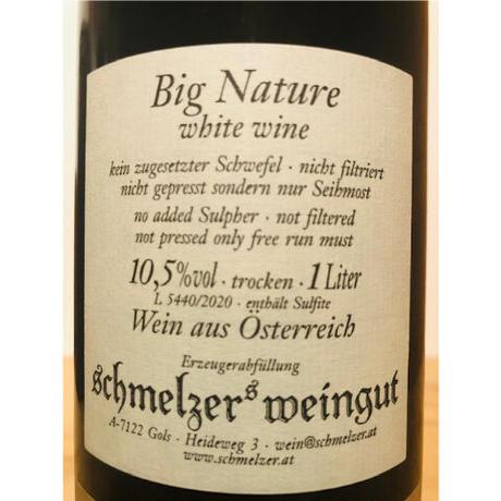 🍷ナチュラルワイン(白)  / shmelzer BIG NATURE WHITE WINE NV (オーストリア)
