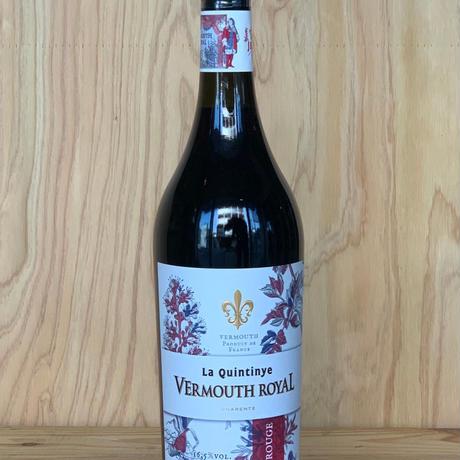 【ヴェルモット】🇫🇷La Quintinye Vermouth Royal Rouge ヴェルモット・ルージュ