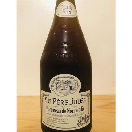 【リキュール】 🇫🇷LE PERE JULES pommeau de normandie / ルペールジュール ポモードノルマンディ