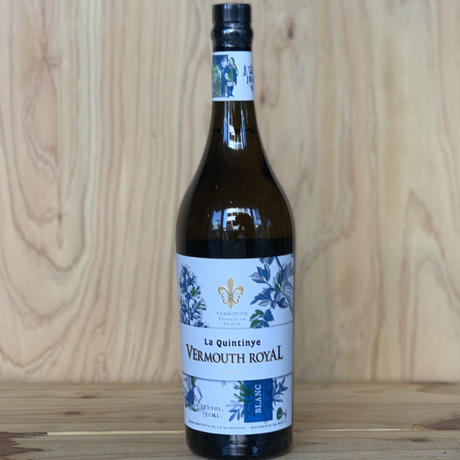 【ヴェルモット】🇫🇷La Quintinye Vermouth Royal Blanc ヴェルモット・ブラン
