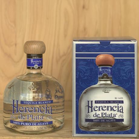 """🇲🇽【テキーラ】TEQUILA   🇲🇽""""HERENCIA DE PLATA """"  BLANCO / エレンシア  デ  プラタ ・ブランコ"""