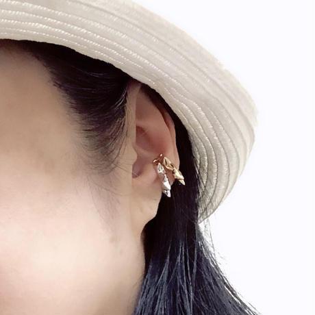 【受注生産】Ear cuff studs|イヤーカフ|スタッズ