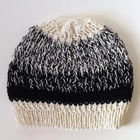 ニット帽 |ローゲージ