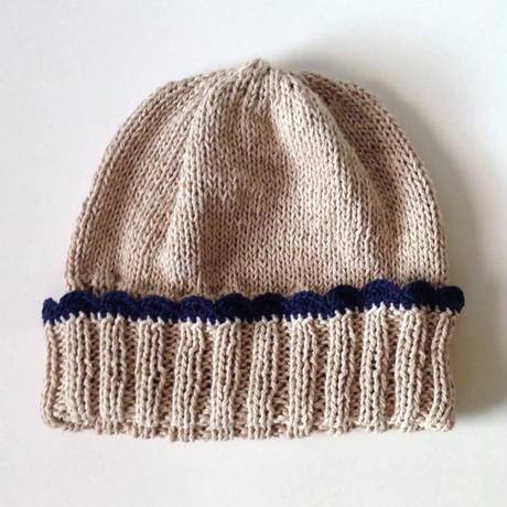 ニット帽 |ラメ