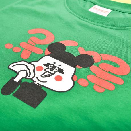 ぎょうざパンダTシャツ キッズ