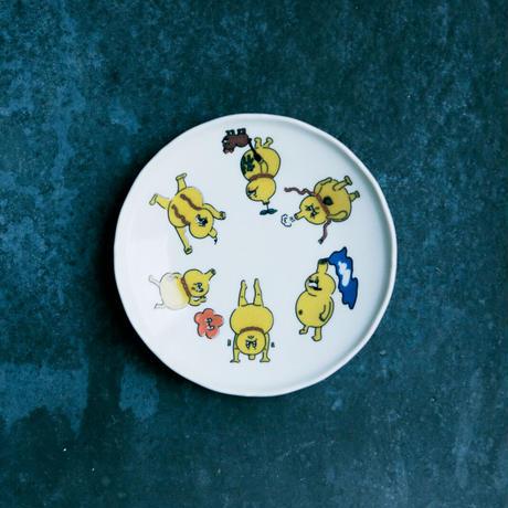 福LUKCY  ひょうたん 小皿