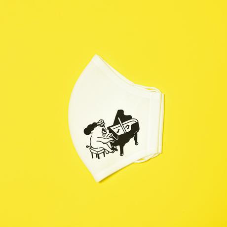 [送料込み/スマートレター]  ワンタロウの音楽祭マスク