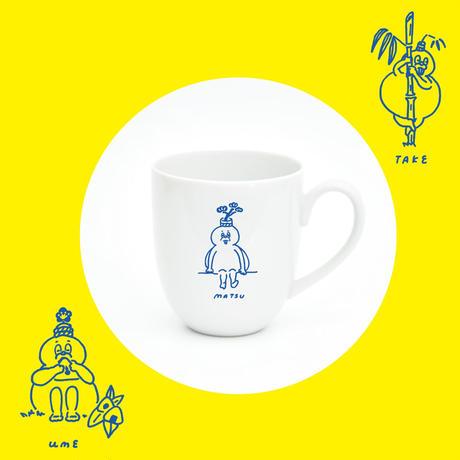福LUKCY  ひょうたん マグカップ
