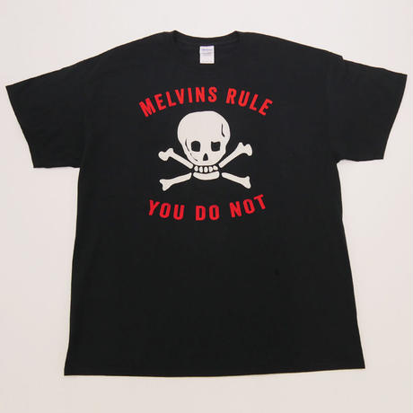 MELVINS RULE  T-SHIRT