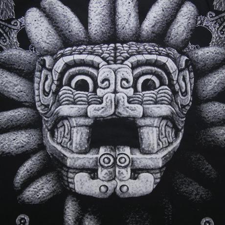 MEX QUETZALCOATL  T-SHIRT