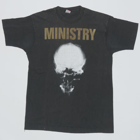 MINISTRY  MIND IS A TERRIBLE THING  T-SHIRT