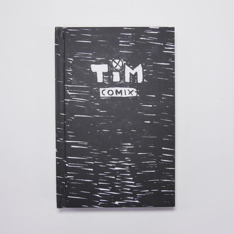 TIM COMIX  BOOK