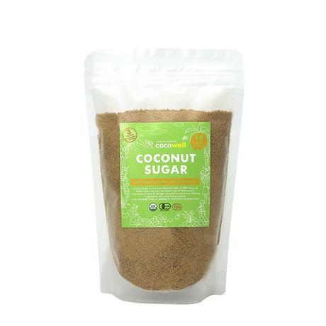 ココナッツシュガー 1Kg *オーガニック・無添加* <たっぷり使える、エコでお得なビッグサイズ>
