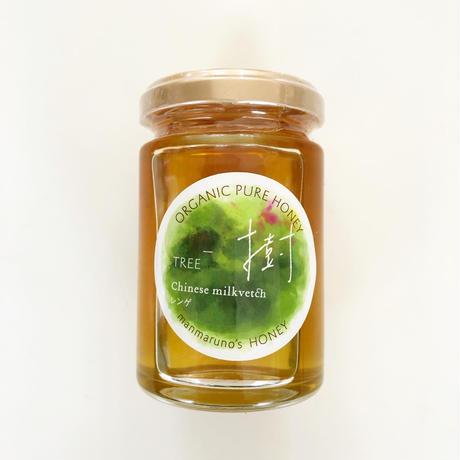 レンゲ蜂蜜/ Chinese milk vetch honey