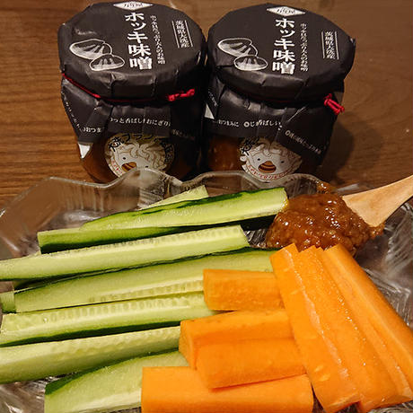 ホッキ味噌