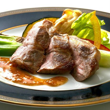 茨城が誇るブランド豚「常陸の輝き」味噌漬けと銀鮭の西京漬けセット(送料込み)